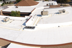 St. Louis area flat roof