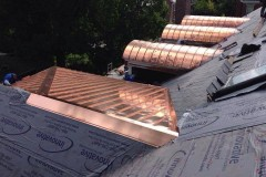 Copper Roof Restoration, Central West End