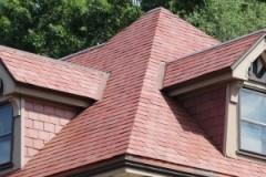 Historical Slate Roofs Restoration, Hawthorne Blvd.