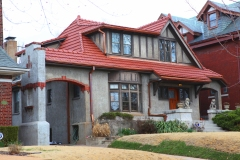 Residential Tile Roof, St. Louis, MO