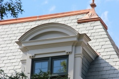 Slate Roof, Washington Place, St. Louis, MO