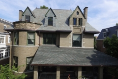 Vermont S1 Slate & GAF Slateline Shingle