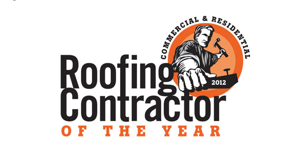 roofing contractor of the year