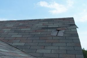 Identifying and repairing storm damaged roofs is one of our specialties.