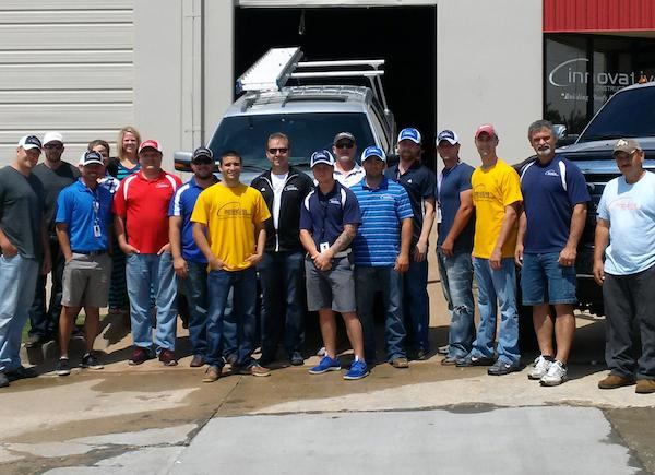 Innovative Construction Oklahoma City Roofing Team