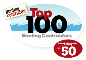 Innovative selected one of top roofing contractors in for America s best contractors