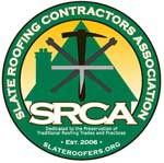 slate roofing contractors association seal