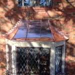 Copper Roof by CLIP Contracting
