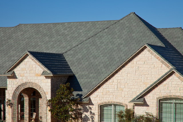 Polymer Composite Synthetic Slate And Shake Shingles From