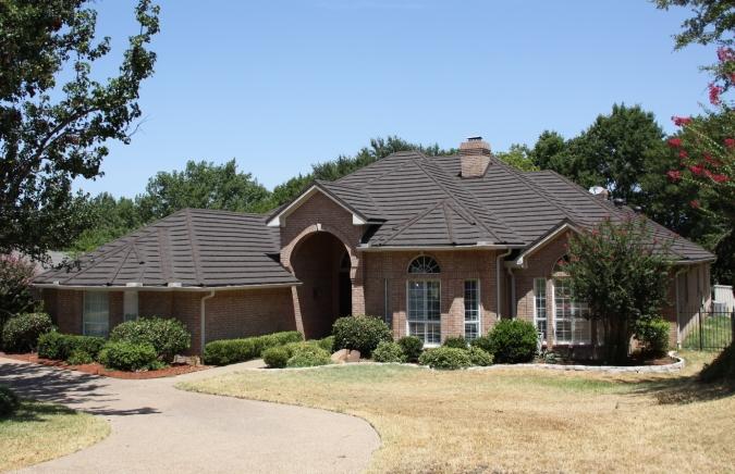 Decra Stone Coated Steel Tile Shake And Shingle Roofing