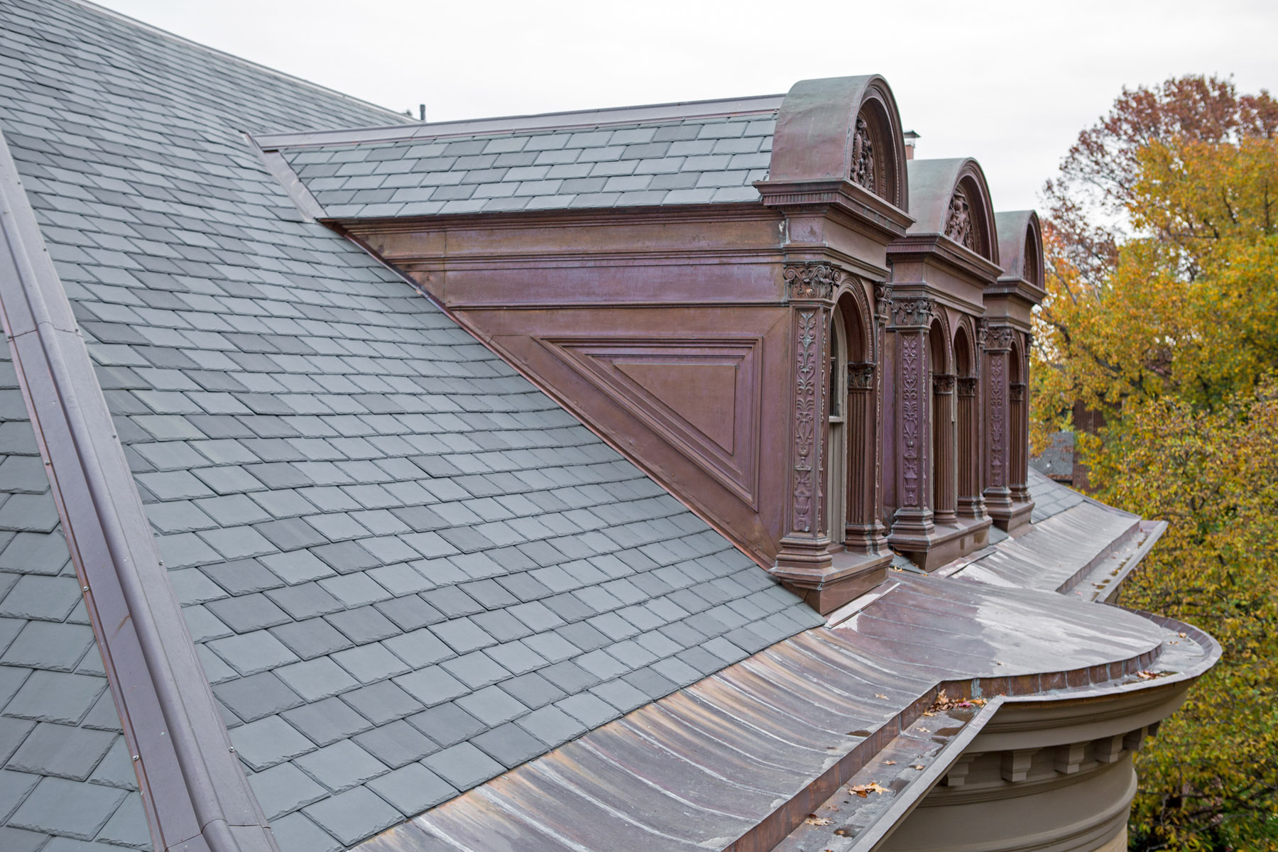 Synthetic Slate And Shake By Ecostar Innovative Roofs