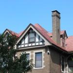 Hawthorne Slate roof Restoration St. Louis