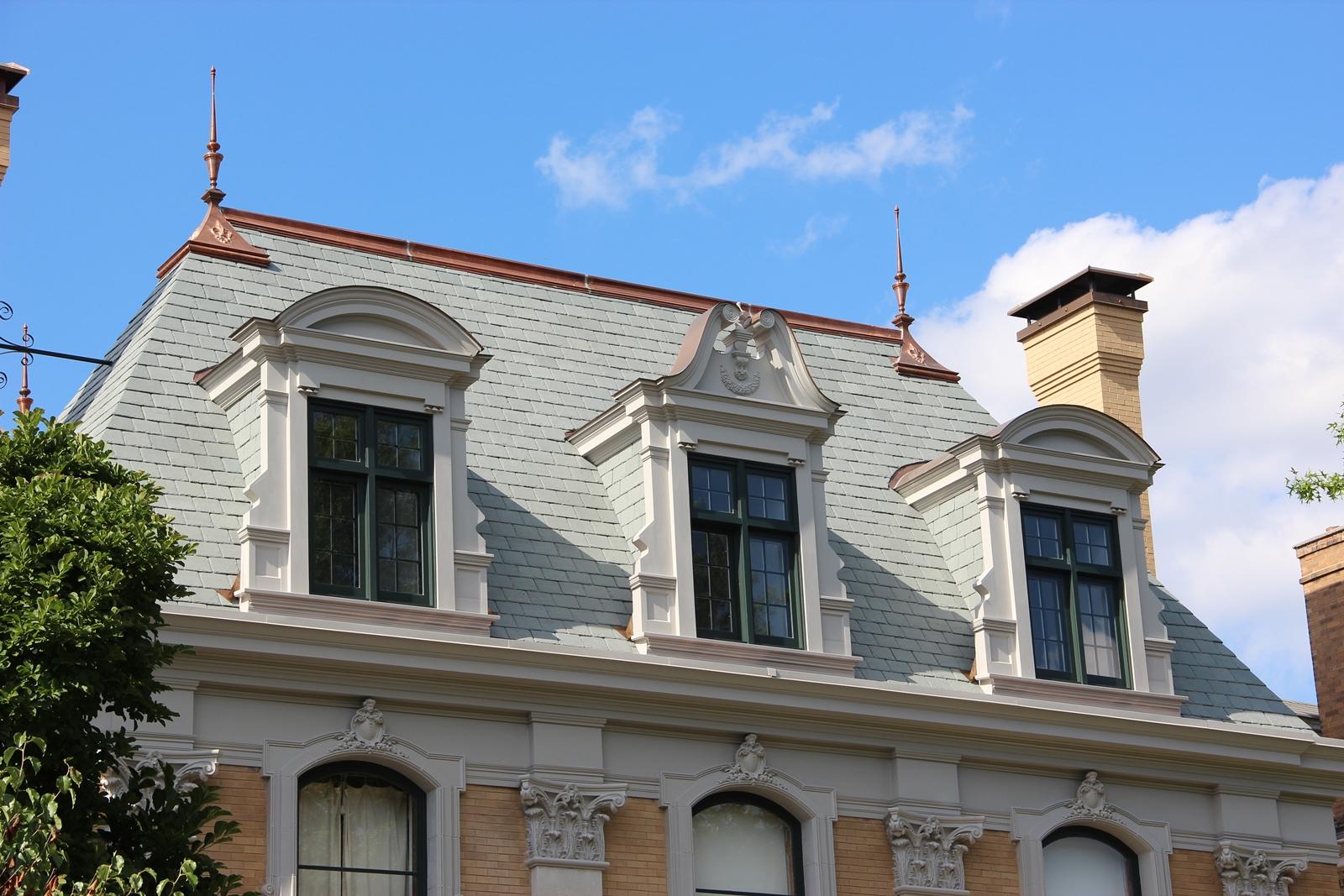 Washington Place roof Restoration