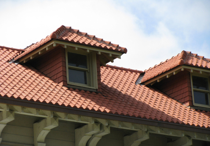 Tile By Ludowici Traditional Clay Tile Roofing