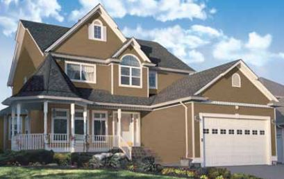 Vinyl Siding By Royal Crest Installed By Innovative