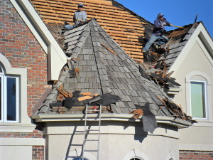 We specialize in St. Louis slate roof replacements and repairs.