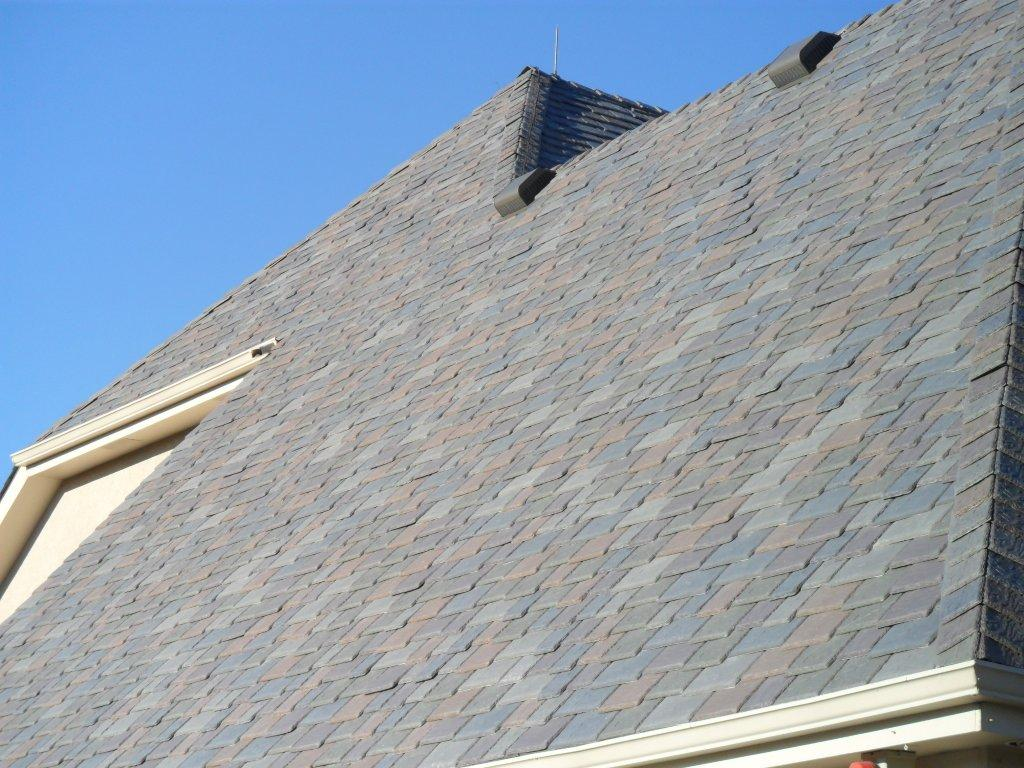 Davinci Synthetic Slate Innovative Roofs