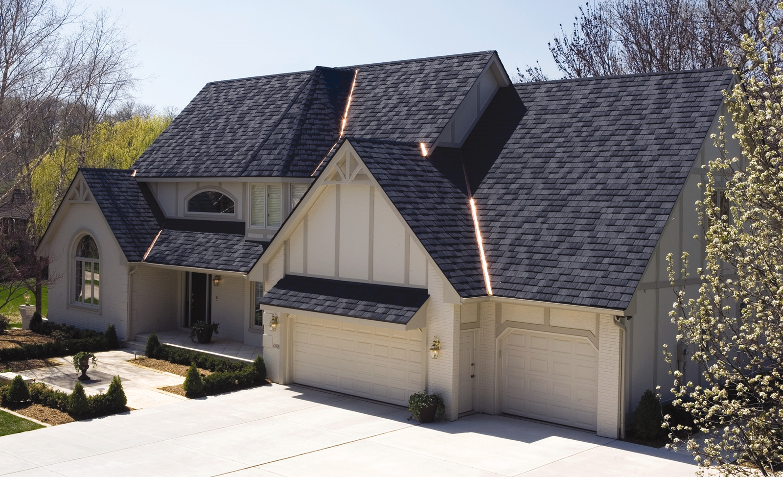 Synthetic Slate And Shake By Ecostar