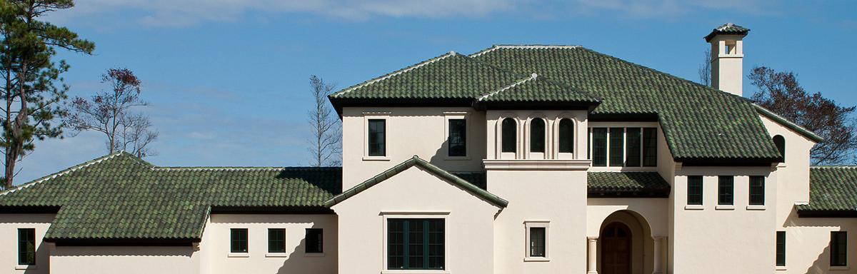 Ludowici Green Tile
