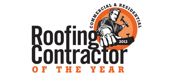 2013 Contractor of the Year seal