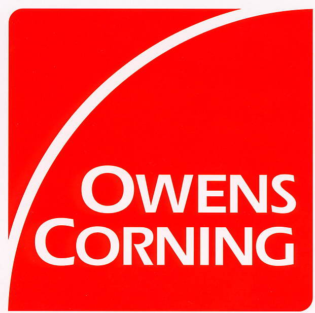 Owens Corning Product Reference Page