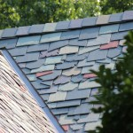 storm damaged slate roof | St. Louis, MO
