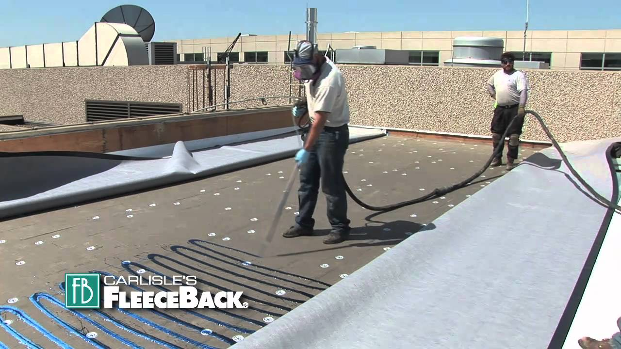 commercial roofing crew in action | St. Louis, MO