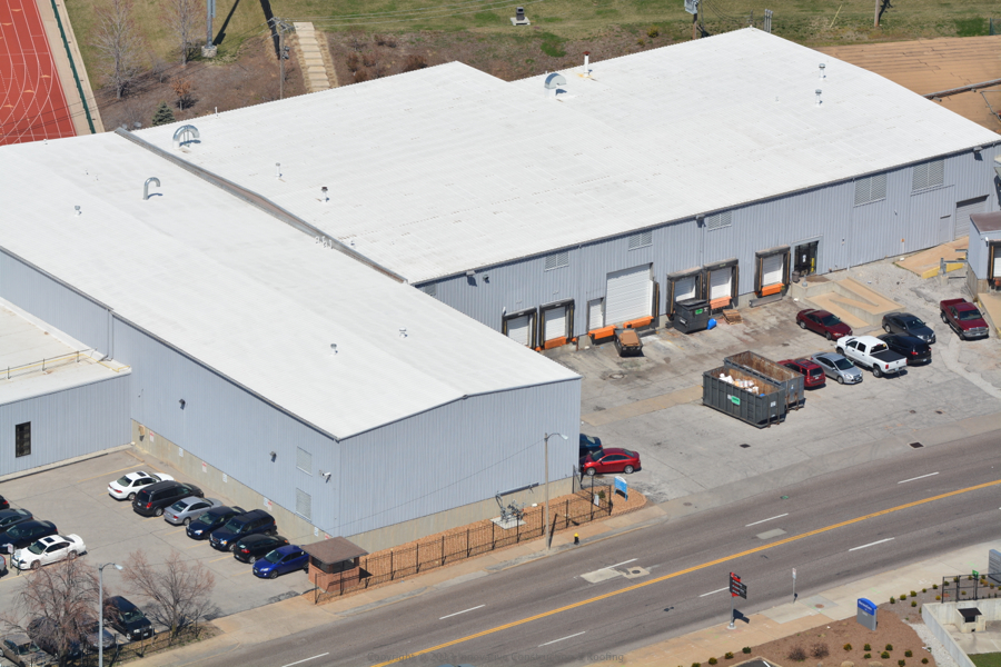 Roofing Contractor St Louis Amp Oklahoma City Commercial